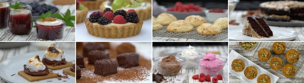 Fran Costigan's Online Essential Vegan Desserts Course at Rouxbe