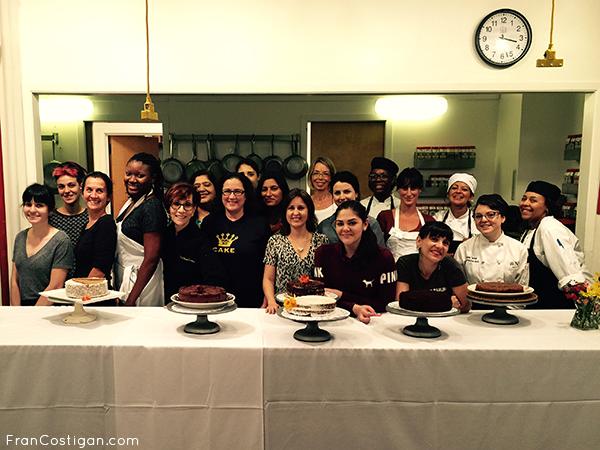 Vegan Baking Boot Camp at NGI
