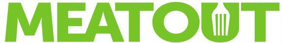 MeatOut logo