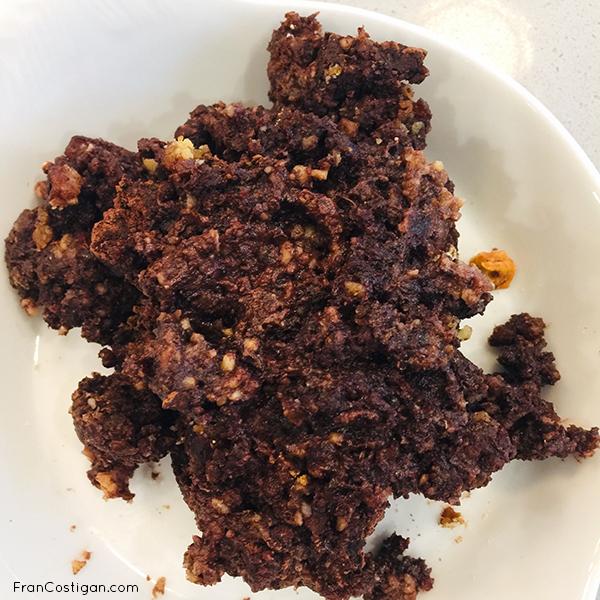 Vegan Cacao Truffle Paste to Shape
