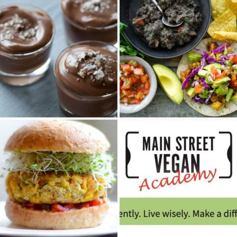 Vegan holiday gift guide online courses