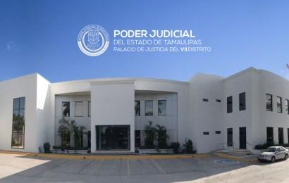 Inicia Labores Nuevo Edificio de Justicia Para el Sistema Tradicional en Mante