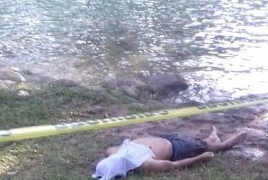 Víctorense Muere Ahogado por Rescatar a Compañera en El Naranjo SLP