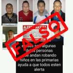 Desmiente PGJT Publicaciones Falsas Sobre Ola de Robo de Niños en Tamaulipas