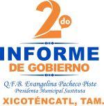 Sábado 8 de Septiembre Alcaldesa de Xicoténcatl Rendirá Informe de Gobierno