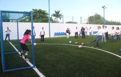En González se Promueve la Cultura Deportiva