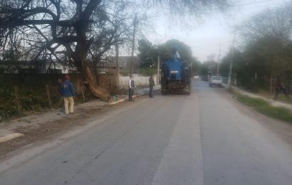 Coadyuva Municipio a la Salud Pública con Campaña de Limpieza en Calles y Aceras
