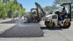Siguen la remodelación de calles en El Mante