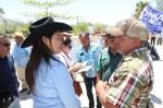 Legislaré en Beneficio de los Agricultores y Ganaderos; Sonia Mayorga
