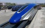 China desarrolla tren bala flotante que alcanzaría 600 km/h