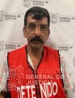 Capturan a Presunto Violador en El Mante