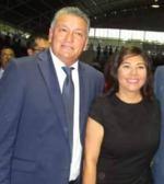 Alcalde de Mante y Primera Dama Sufren Accidente