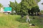 Realiza Municipio Limpieza y Chapoleo en Áreas Públicas