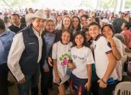 """DIF-139-2019.-Con """"Un Gobierno Cerca de Ti"""", Gobernador del Estado y Presidenta del DIF Tamaulipas siguen recorriendo la entidad (2)"""