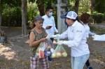Continúa Gobierno de El Mante Llevando Apoyo a familias Vulnerables