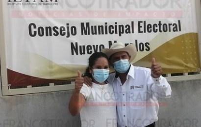 Se Registra Elio Rivera Como Candidato a la Alcaldía de Nuevo Morelos por el PRI