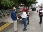 Paty Chio Inicia Campaña Recorriendo la Zona Centro acompañada de Militancia Morenista
