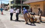 Inicia Gobierno de Noé Ramos Rehabilitación de las calles