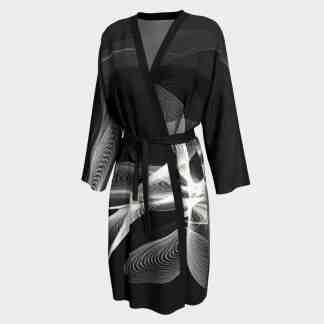Kimono et robe de chambre