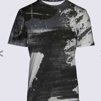t-shirt pour homme soir de lune