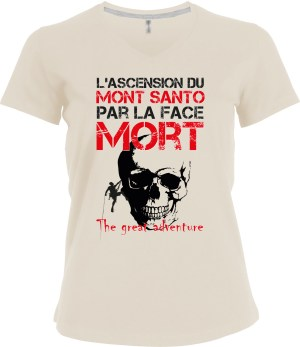 T-Shirt « Ascension du Mont Santo »