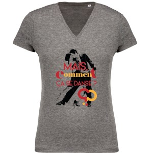 T-shirt «Comment ça se danse ?»