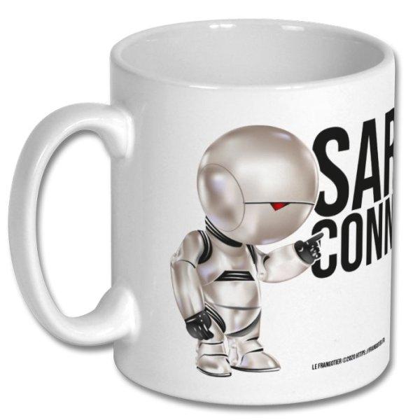 Mug Marvin et Sarah Connor