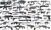 Gun collage