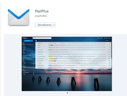 Mail Plus Synology