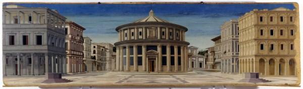 Formerly_Piero_della_Francesca  Ideal_City  Galleria_Nazionale_delle_Marche_Urbino_2