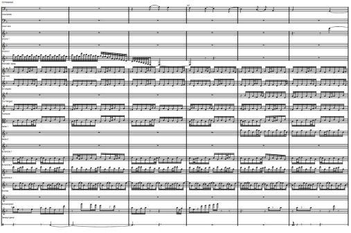 Score pending - minimalisme