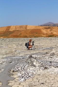 Vulcanelli di Macalube - lovisolo - Tedeschi
