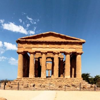 La valle dei templi di Agrigento - lovisolo