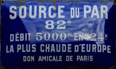 Chaudes-Aigues - Cantal - Lovisolo - Lozère
