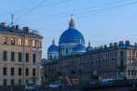 de l'hôtel au Théâtre Mariinsky