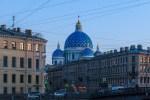 Saint-Pétersbourg – Article 3 : de l'hôtel au Théâtre Mariinsky, de l'heure dorée à l'heure bleue