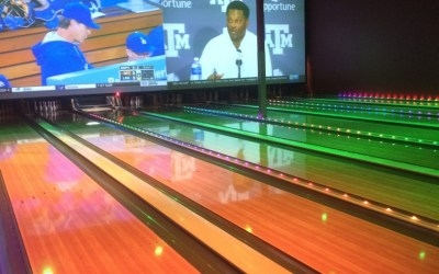 Bowling Center Proprietors May Need to 'Lighten-up'