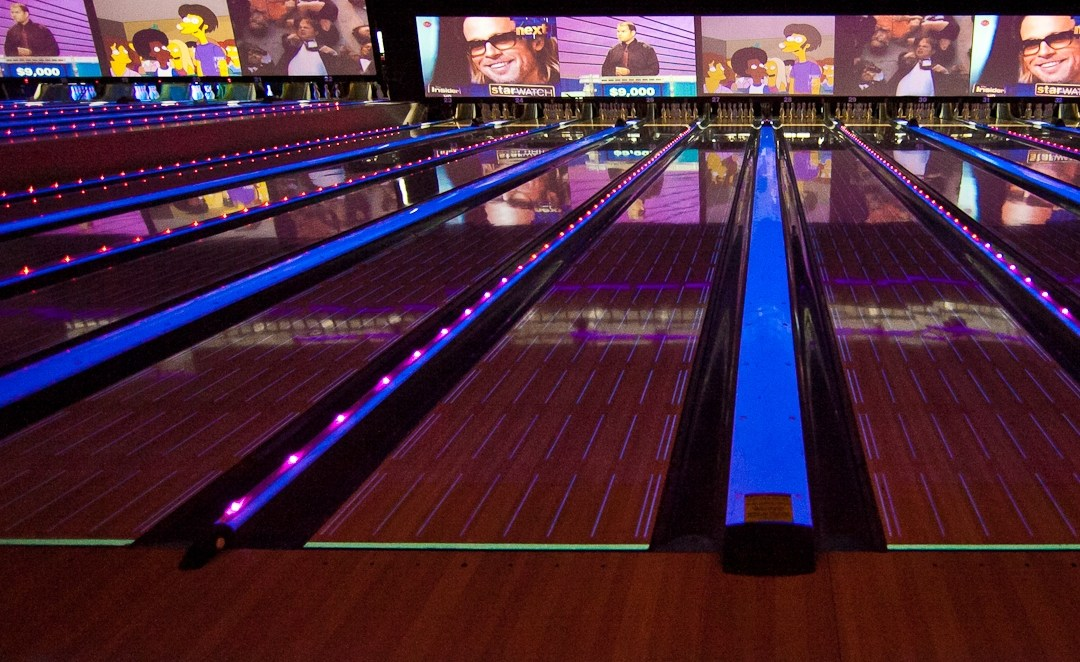 The Business of Bowling Centers Also Being a Family Entertainment Center
