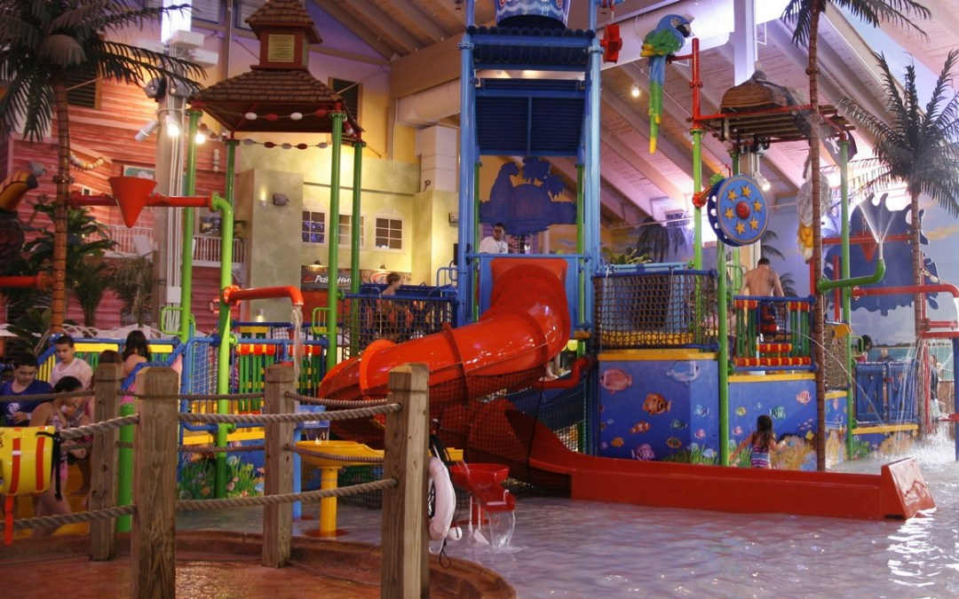 Everything You Need to Know About Coin-Operated Games in Hotel Indoor Waterparks