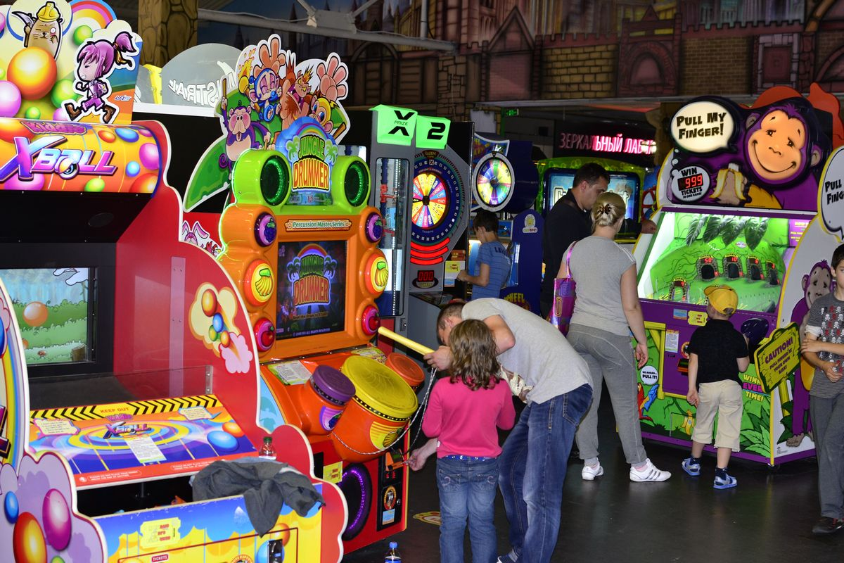 Entertainment Centers Family Rooms