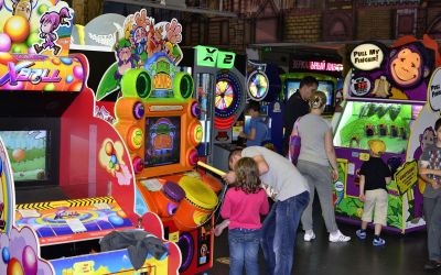Fine Tuning Your Arcade Game Room