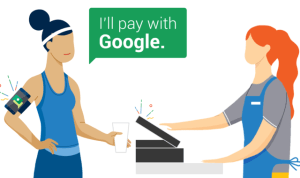 New Products & Technologies google pay