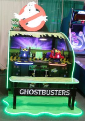 Ghost busters game