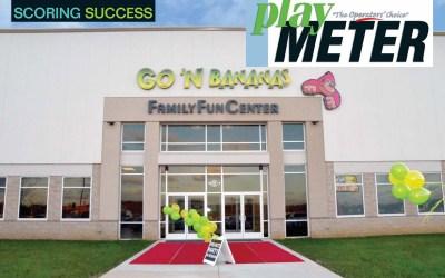 Going Ape Over Go 'N Bananas Family Fun Center