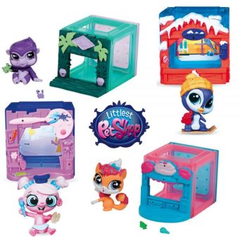 Littlest Pet Shop Mini Style Set
