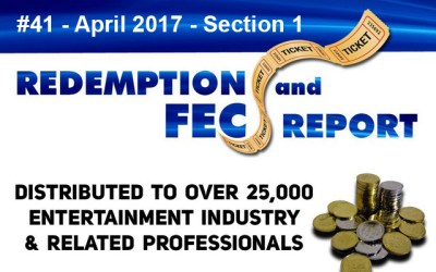 The Redemption & Family Entertainment Center Report – April 2017 Section 1