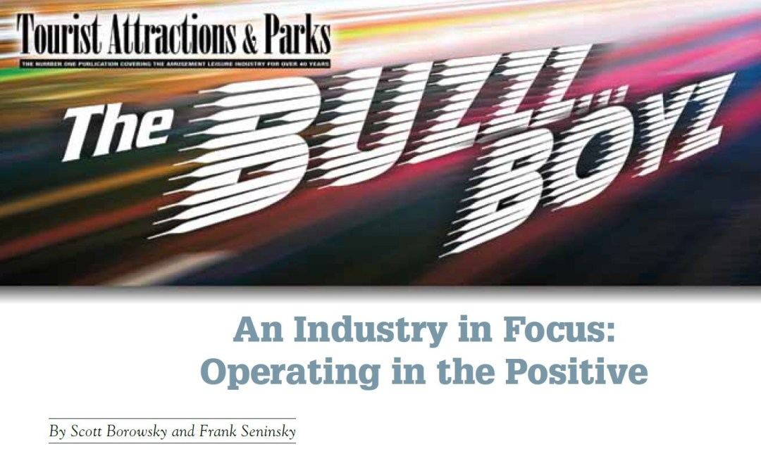 An Industry in Focus: Operating in the Positive