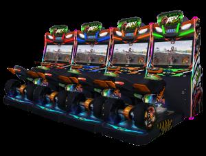 ATV Slam Sega