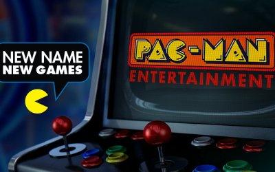 Namco USA Changes Name to Pac-Man Entertainment
