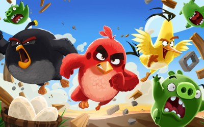 Rovio & Namco UK Plan 'Angry Birds' Adventure Golf